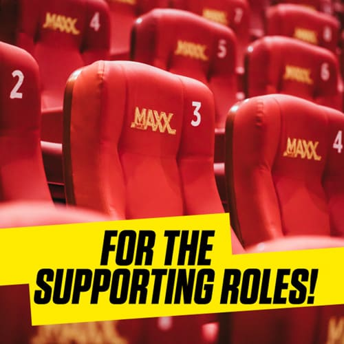 Omniplex Cinemas Facebook Advertising - For the Supporting Roles