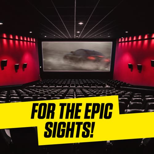 Omniplex Cinemas Facebook Advertising - For the Epic Sights