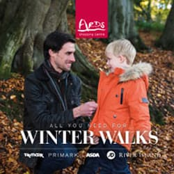Ards Shopping Centre, Newtownards - Winter Campaign