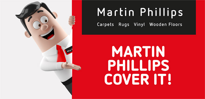 Martin Phillips Social Media - Facebook Cover Photo Design