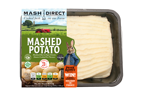Mash Direct - Product Packaging Design