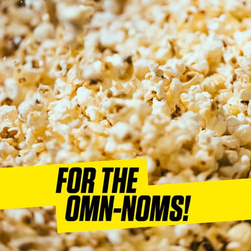 Omniplex Cinemas Facebook Advertising - For the Omn-Noms