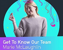 Get To Know Our Team Q&A: Marie McLaughlin