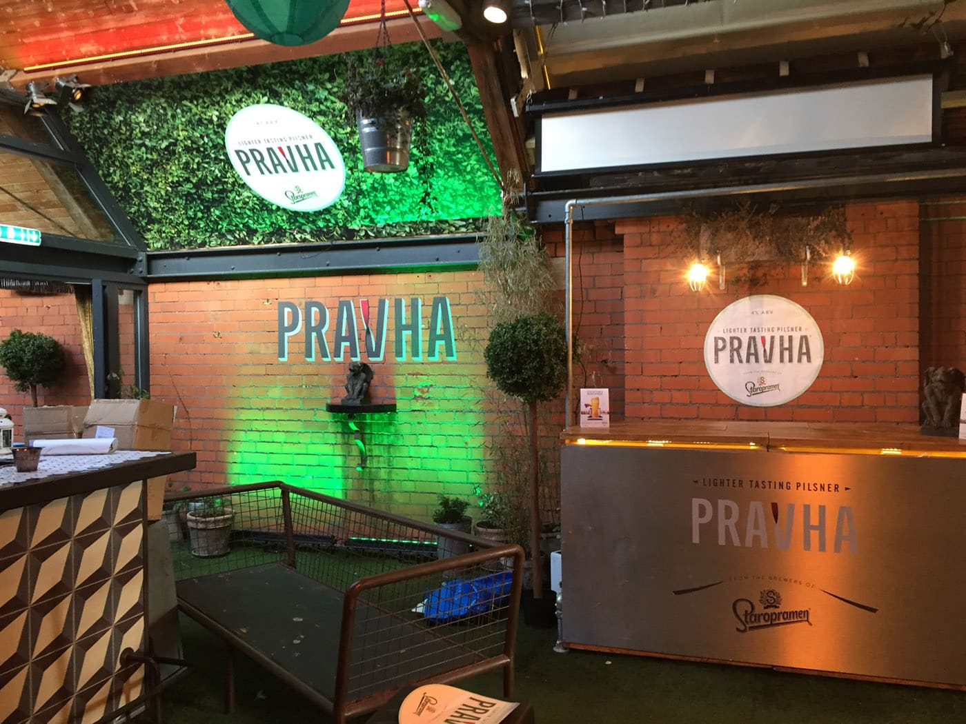 Walker launches Pravha in NI
