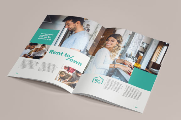 Rent to own brochure