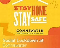 Social Lockdown at Connswater